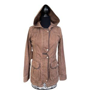 Abercrombie & Fitch Utility Jacket Women's Small
